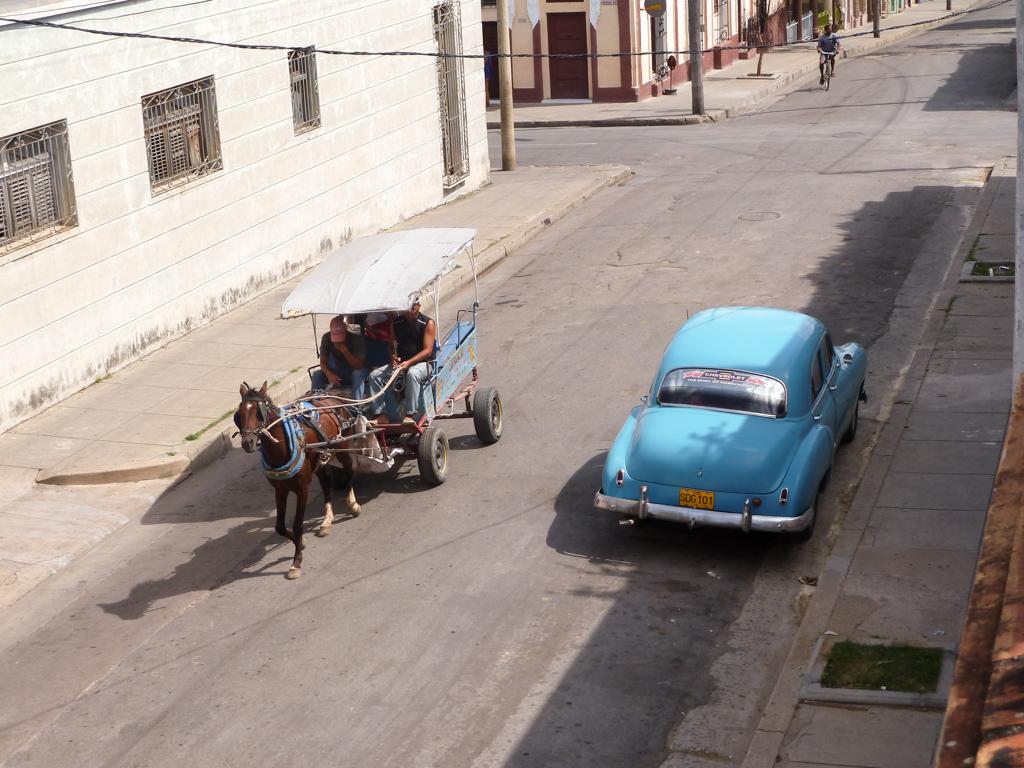 Cienfuegos-Verkehrsmittel