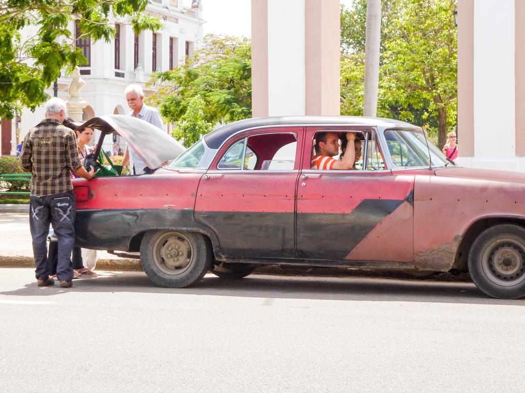 Cienfuegos Hochzeitskutsche