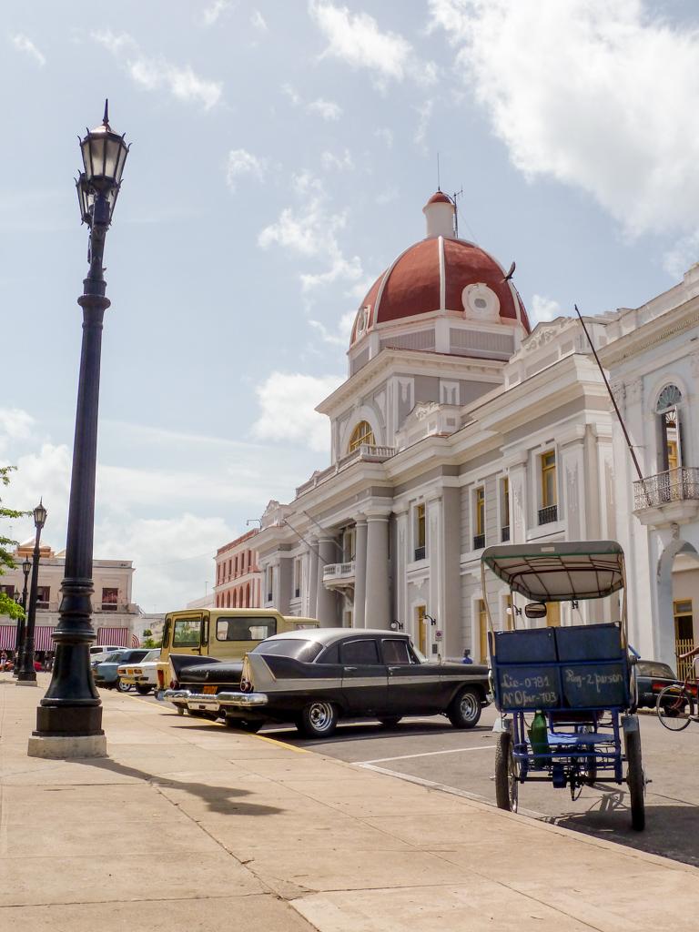 Cienfuegos schöne Gebäude