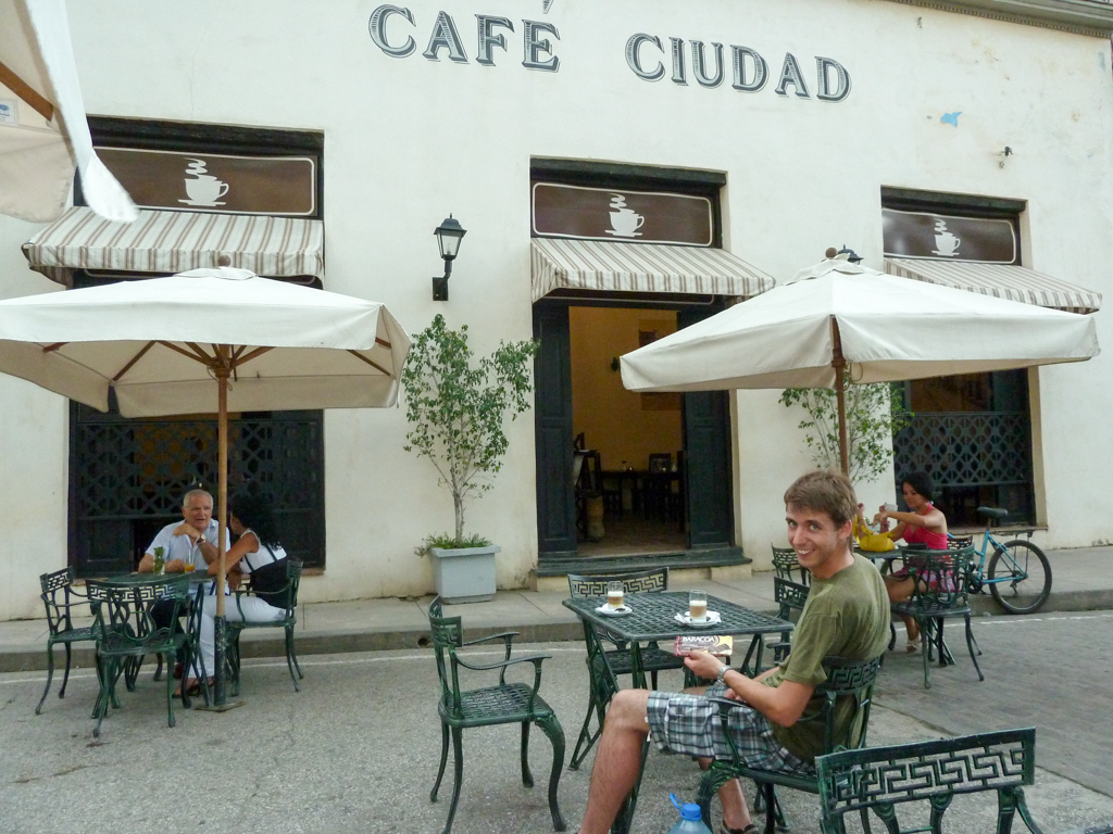 Cafe Ciudad Plaza Central Carmagüey