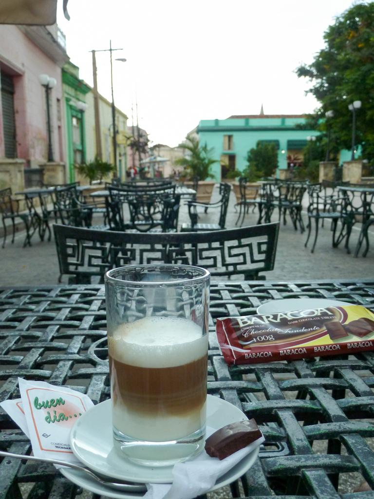 Baracoa Schokolade trifft Carmagüey Kaffee