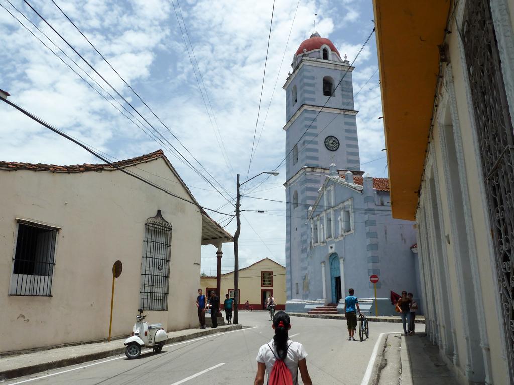 Sancti Spiriti Zentrum - Eine Kirche