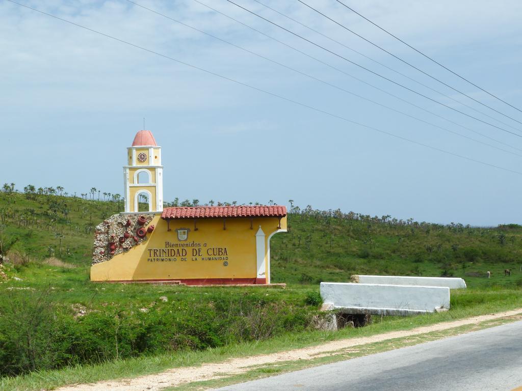 Willkommen in Trinidad