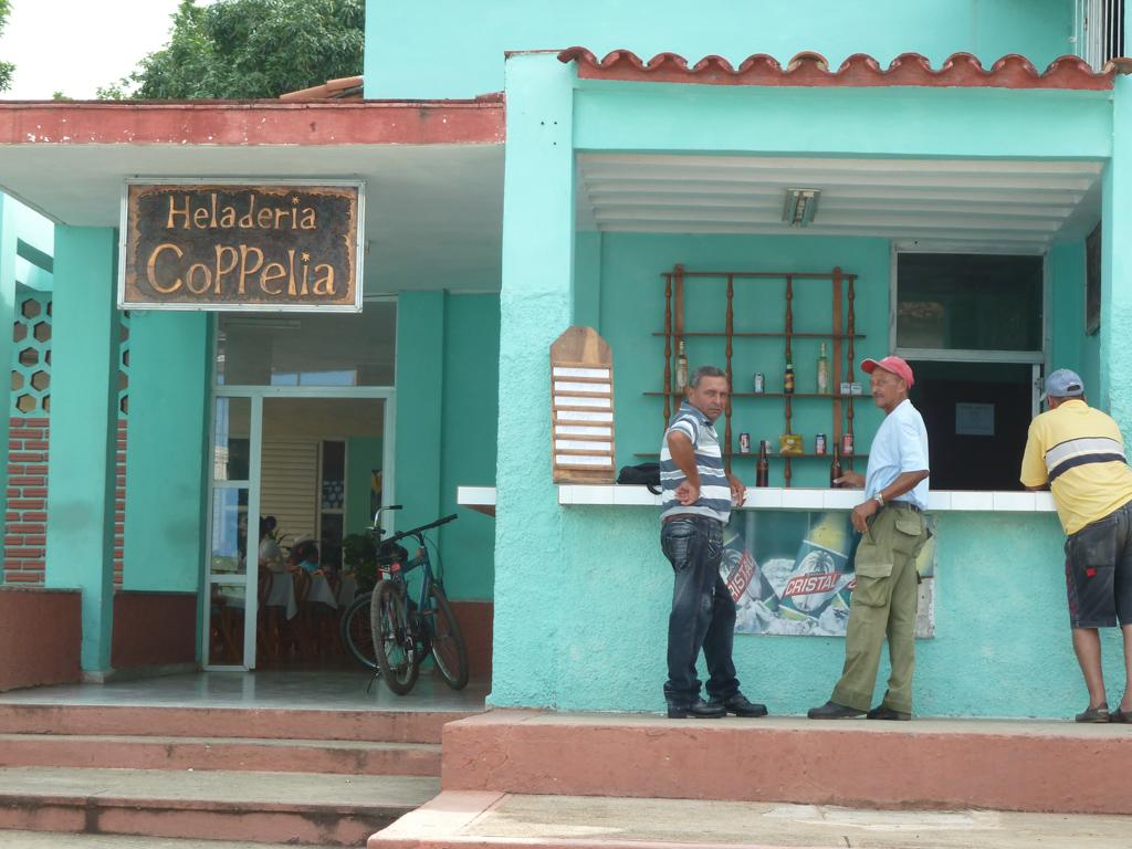 Kubanische Eisdiele