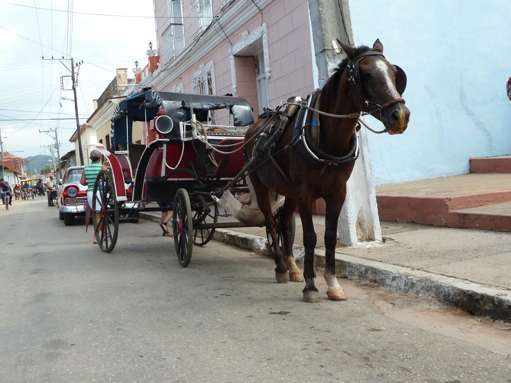 Trinidad und seine Verkehrsmittel