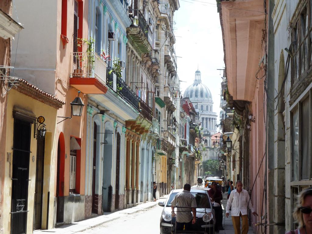 Havannas Gassen
