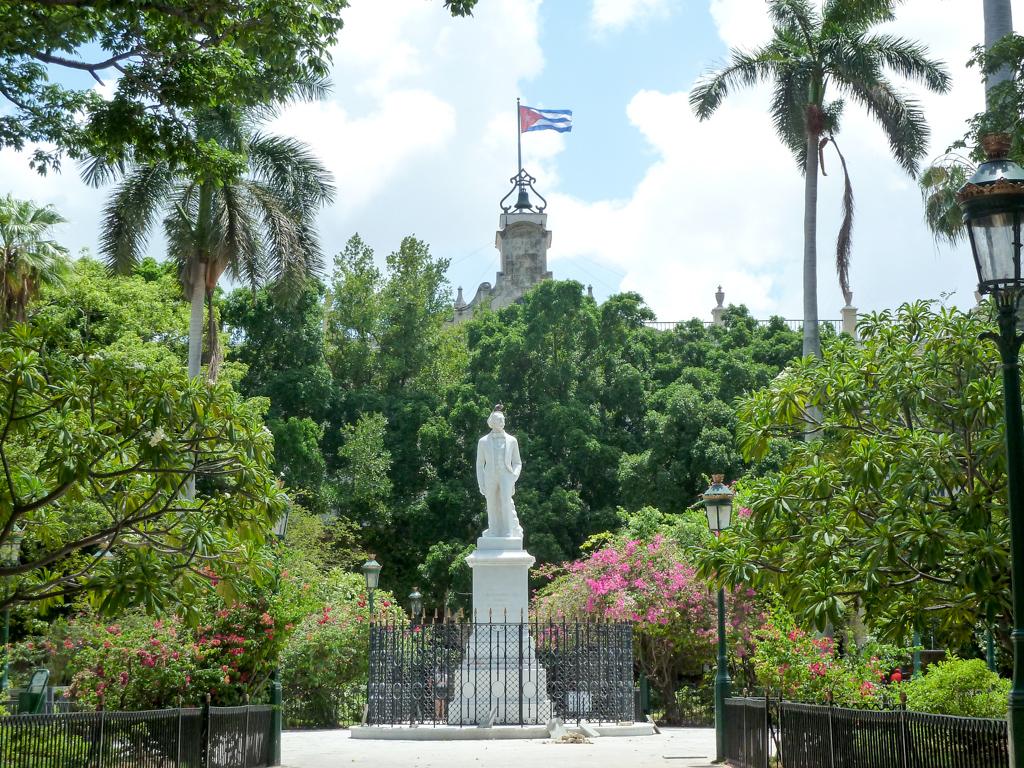 Havannas Plätze