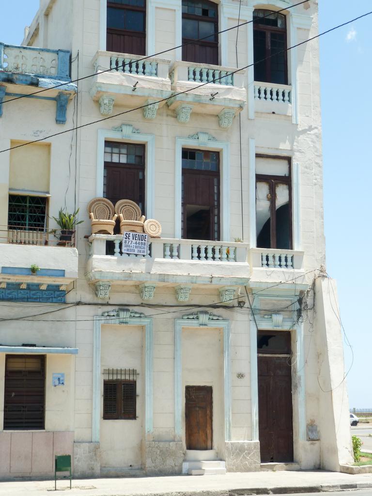 Geschäftstüchtig in Havanna