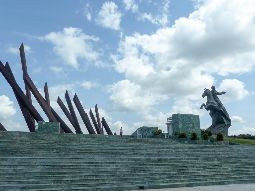 Santiago Baracoa Siegesdenkmal