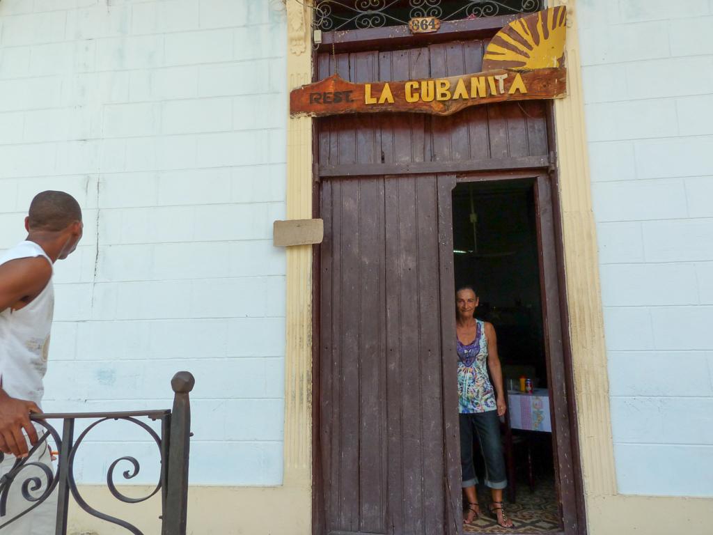 Guantanamo Restaurant La Cubanita