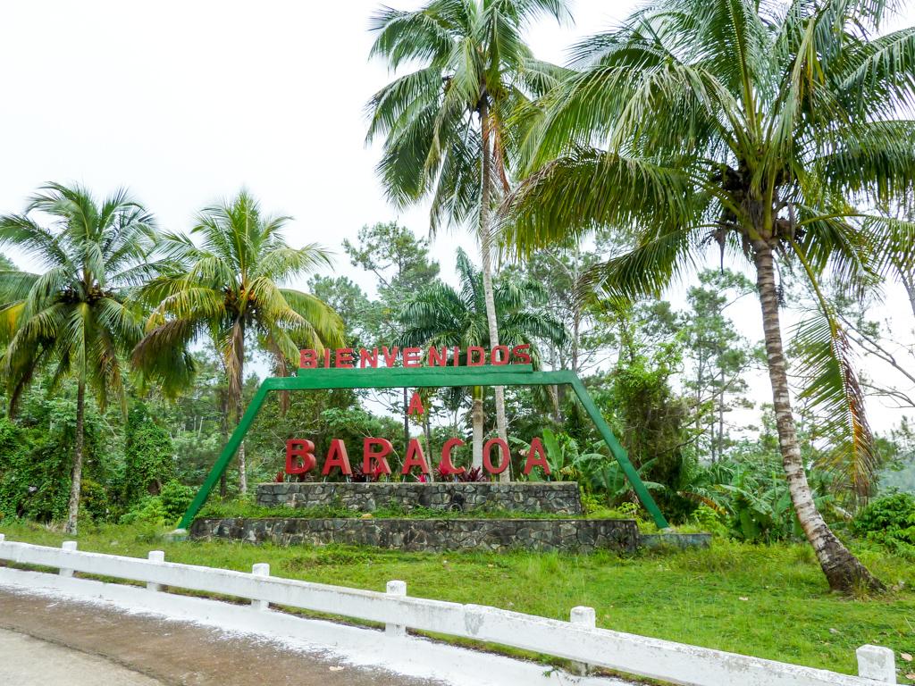 Willkommen in Baracoa