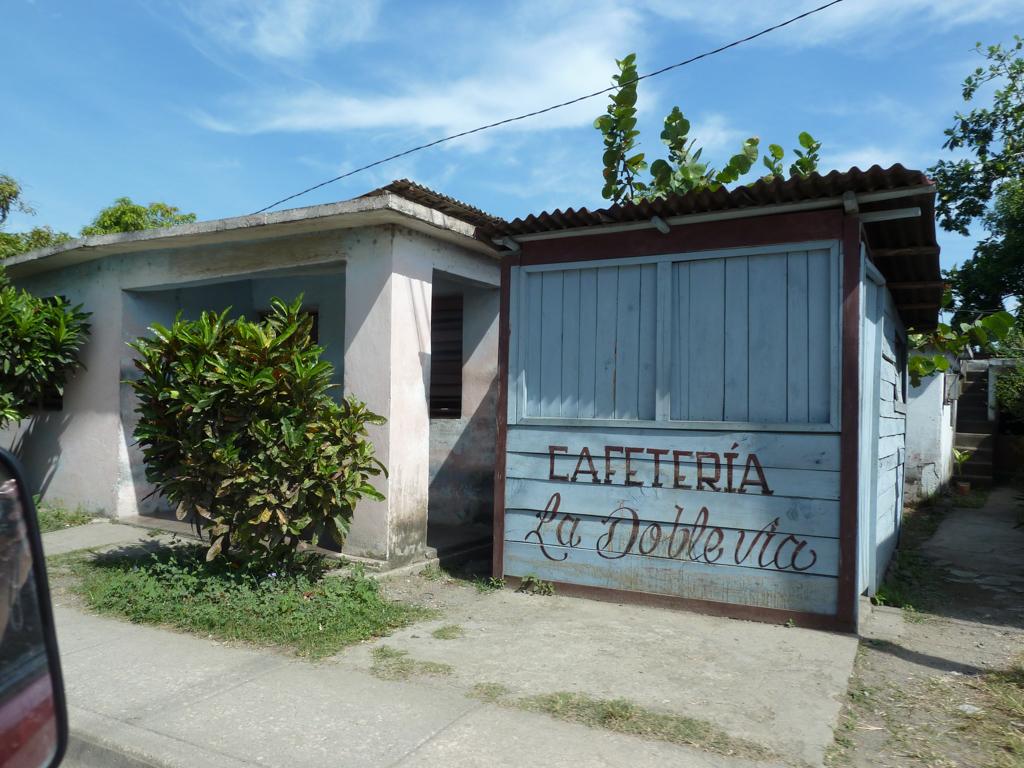 Cafeteria in Mayarí