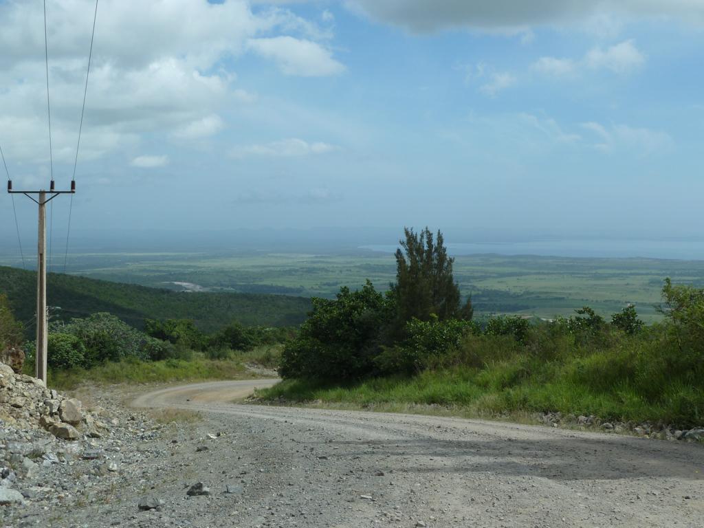 Weg nach Pinar de Mayarí