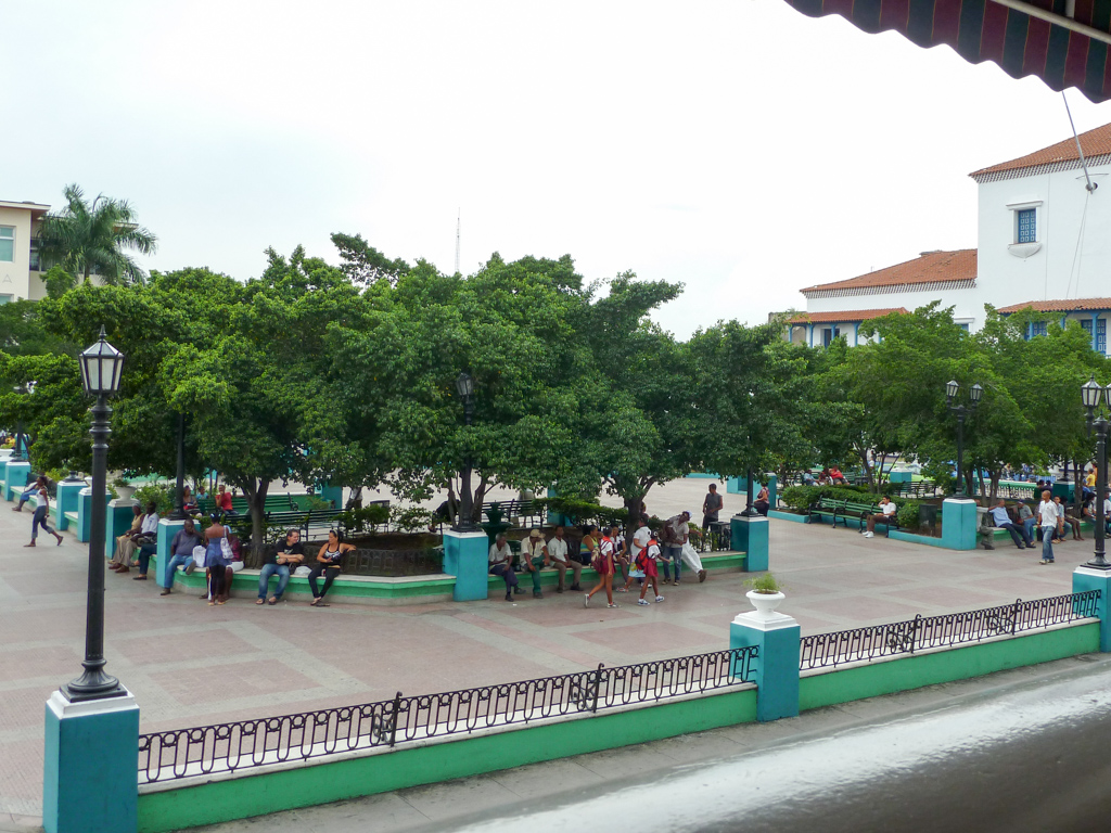 Marktplatz Santiago de Cuba