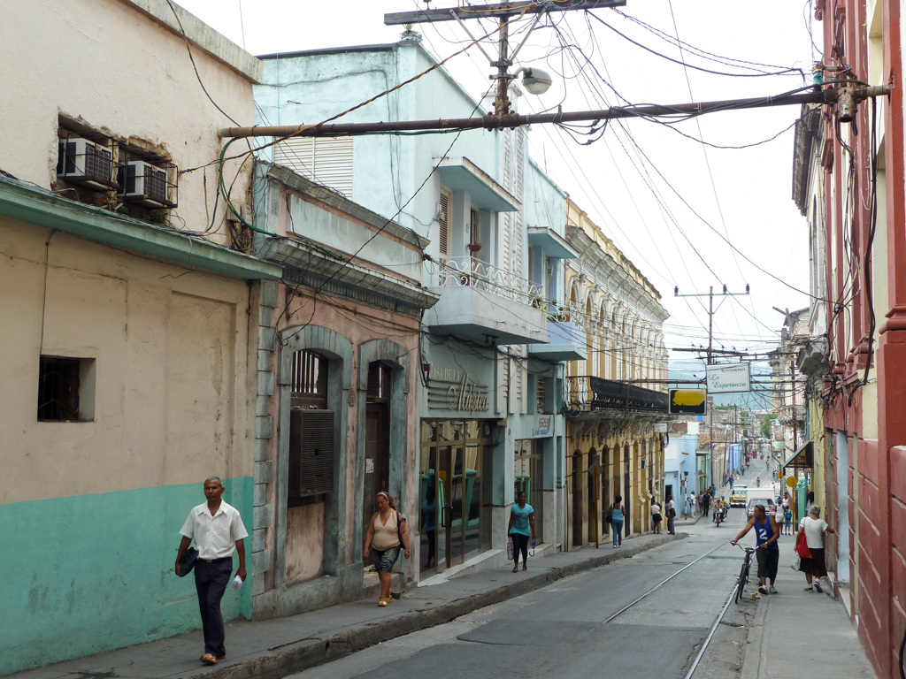 Santiago de Cuba Partymeile