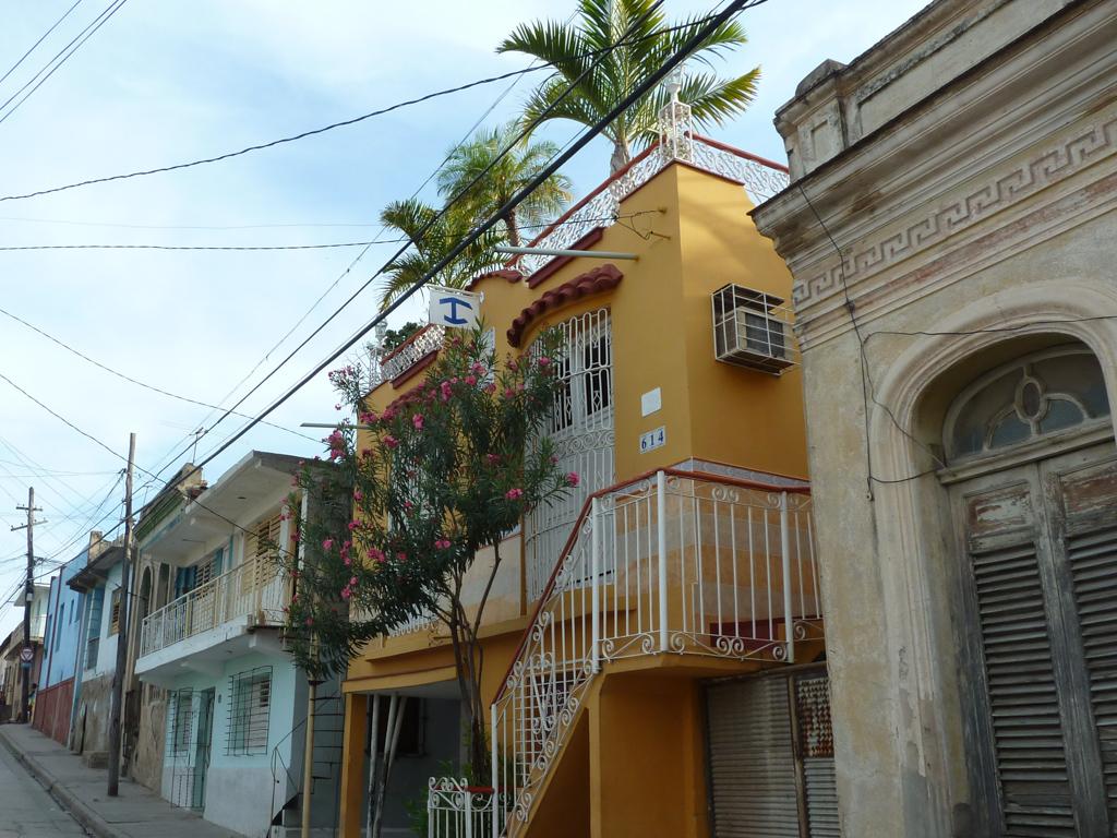 Casa Nummer 1 in Santiago de Cuba